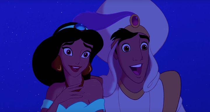 Disney Admits To Darkening White Actors' Skin For 'Aladdin