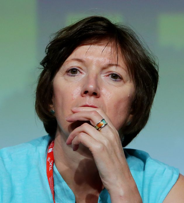 Frances O'Grady, General Secretary of the TUC, says working families are on a financial cliff