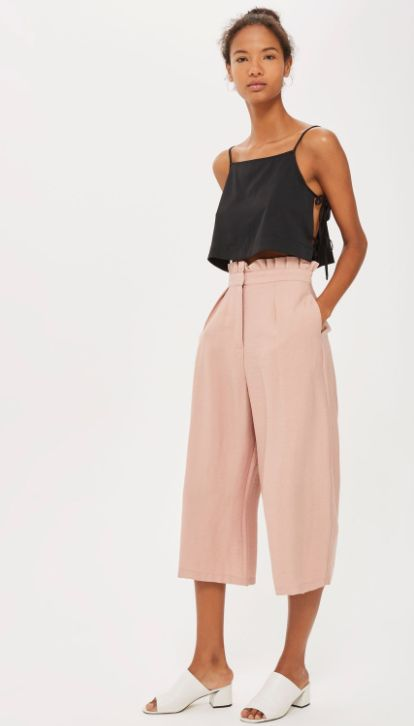"<a href=""http://us.topshop.com/en/tsus/product/tall-paperbag-waist-crop-wide-leg-trousers-6790084?geoip=noredirect&cmpid="