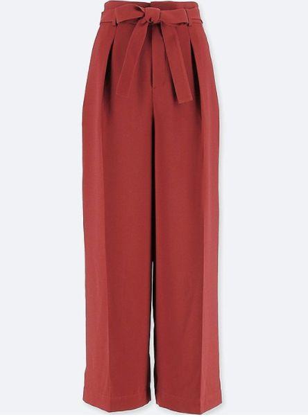 "<a href=""https://www.uniqlo.com/us/en/women-high-waist-ribbon-wide-leg-pants-400561.html?dwvar_400561_color=COL02&cgid=wo"