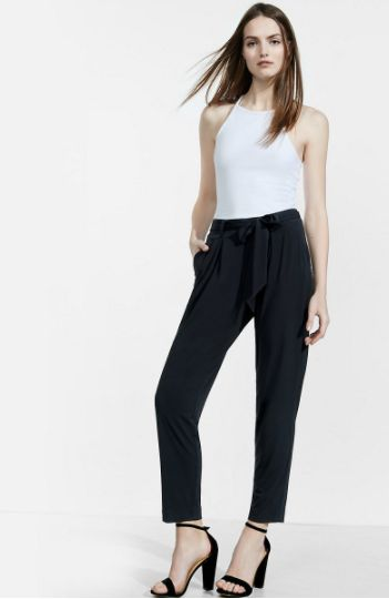 "<a href=""https://www.express.com/clothing/women/petite-mid-rise-jersey-sash-pant/pro/01589003/cat3410003"" target=""_blank"">Sho"