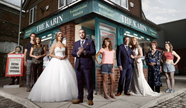 Here are ALL The 'Corrie' Storylines That Will Form The Show's First Six Episode