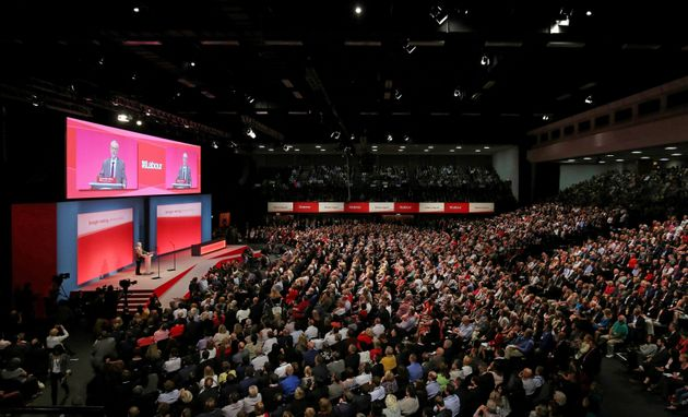 Labour's annual conference is due later this month in
