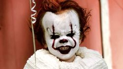 This 3-Year-Old Boy Dressed As Pennywise Is The Stuff Of