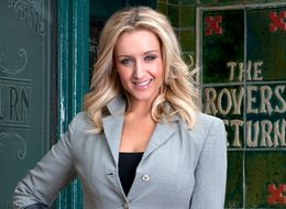 Spoiler! Coronation Street's Catherine Tyldesley Teases Wedding Day (And Cat Fight) Drama