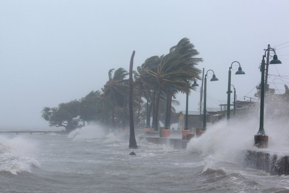 Hurricane Irma has already hit Puerto