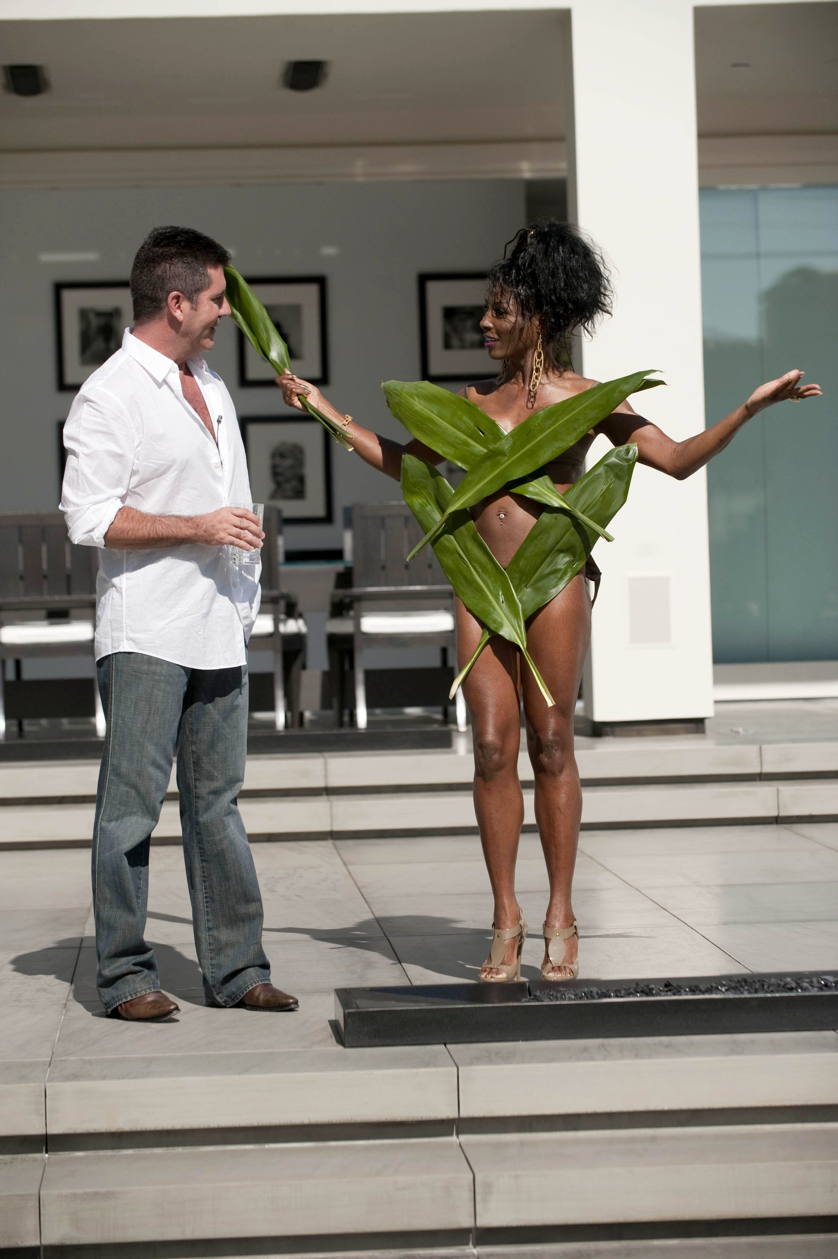 Sinitta Tells Simon Cowell To 'Kiss My Black A**' After Being Axed From 'X Factor' In Favour Of