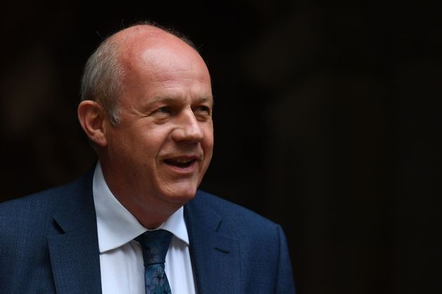 Damian Green Says Leaked Brexit Immigration Plans 'Not Government