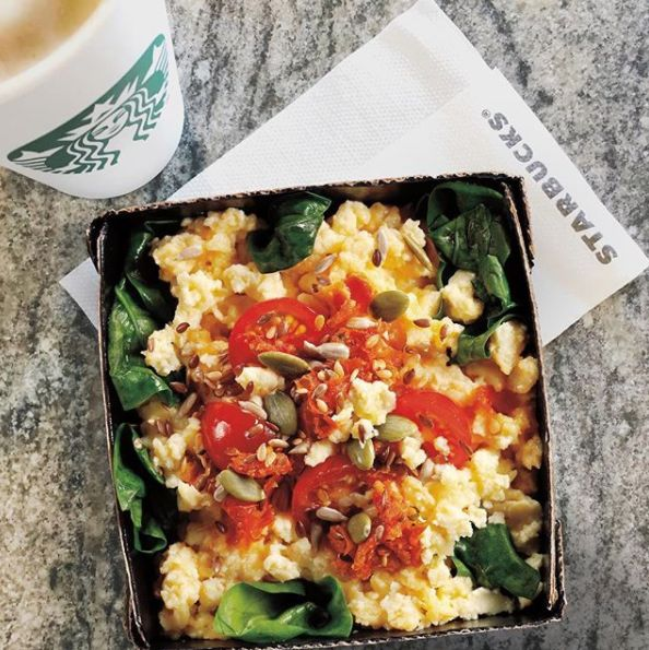 You Can Now Get 50% Off Starbucks Food At This Time Of