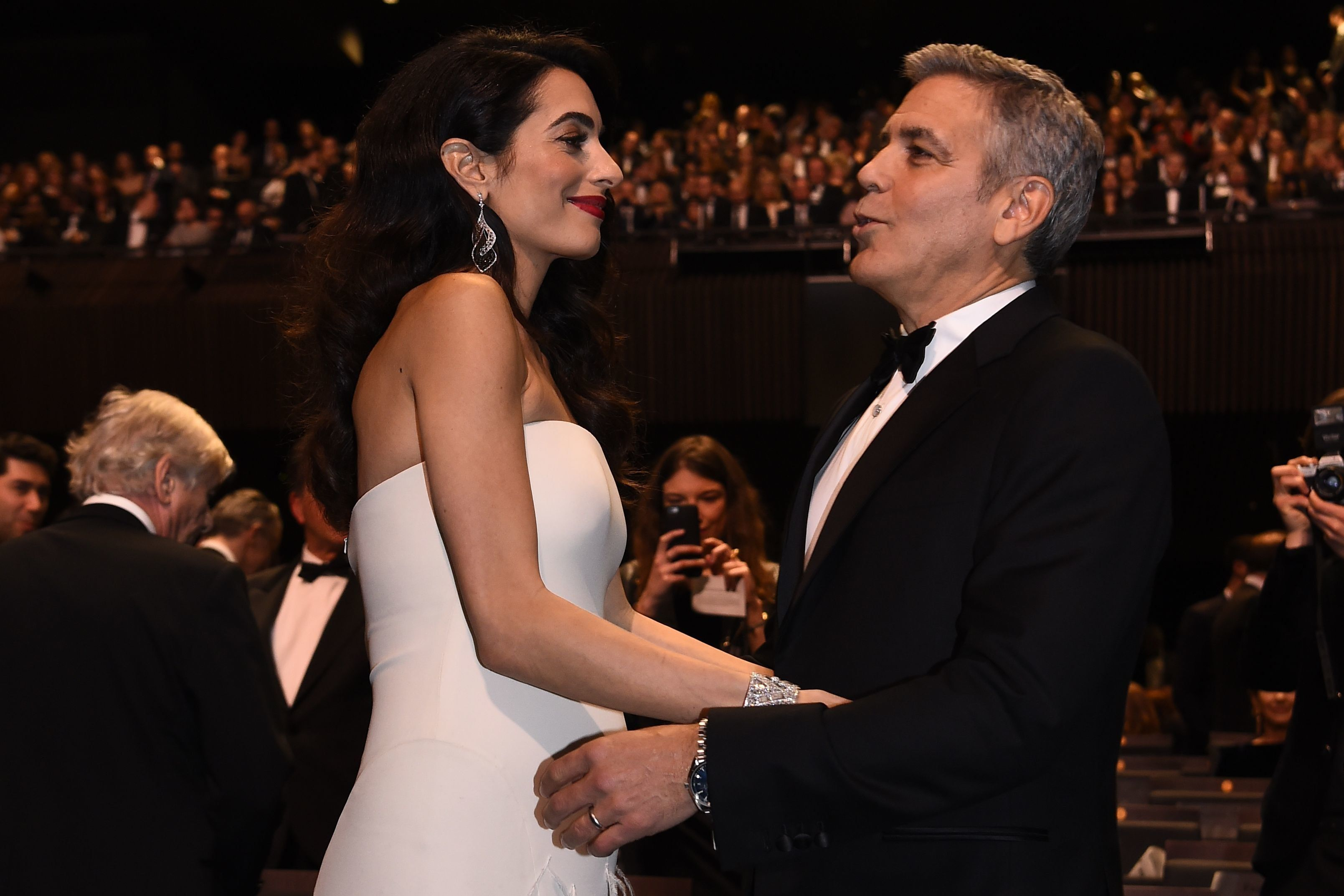 George Clooney Surprised Himself Being 'Very Good' At This Crucial Parenting