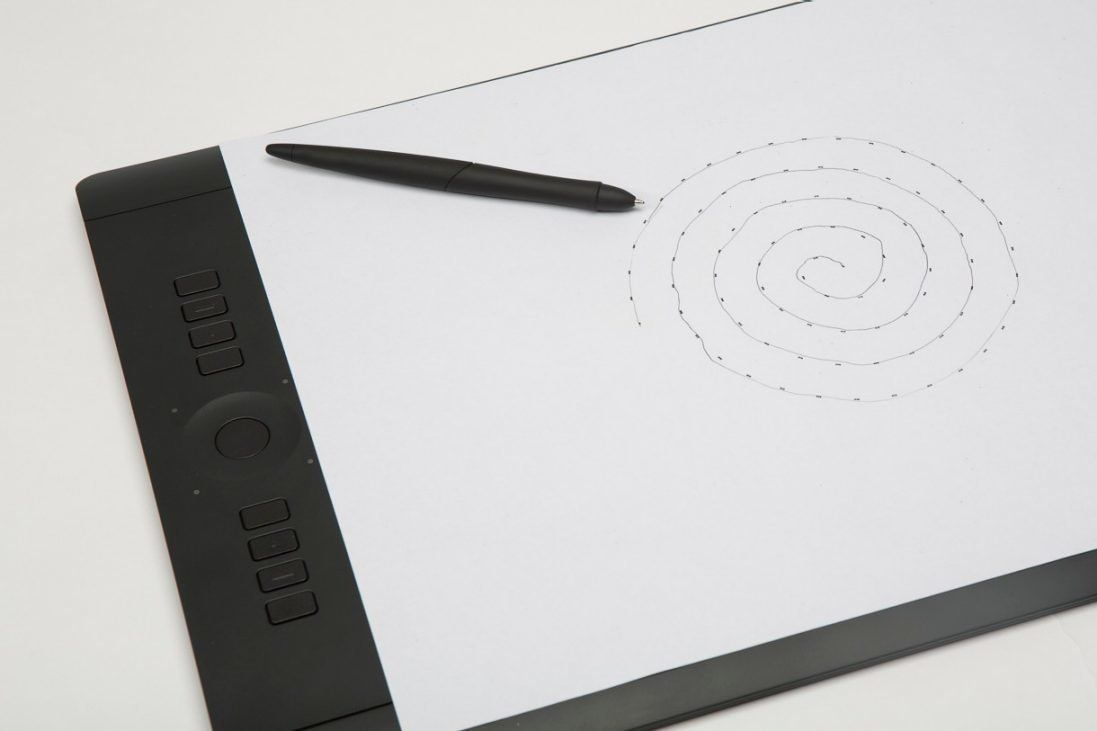 A spiral drawing test may detect Parkinson's signs early