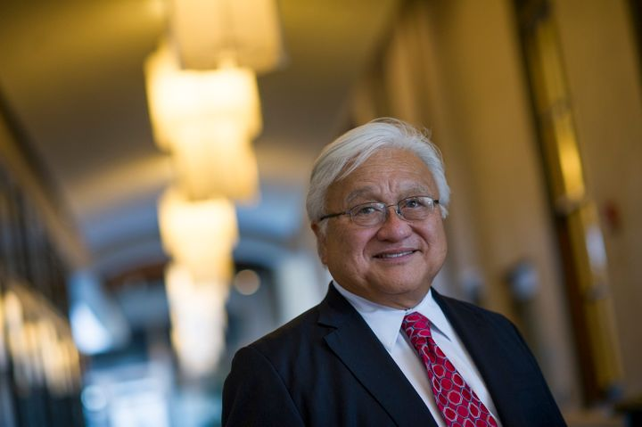 Former Rep. Mike Honda (D-Calif.) is joining Red to Blue California PAC as its chair to help lead the organization's efforts