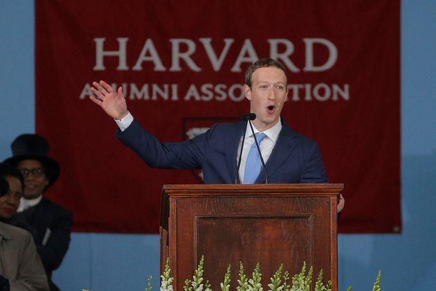Facebook founder Mark