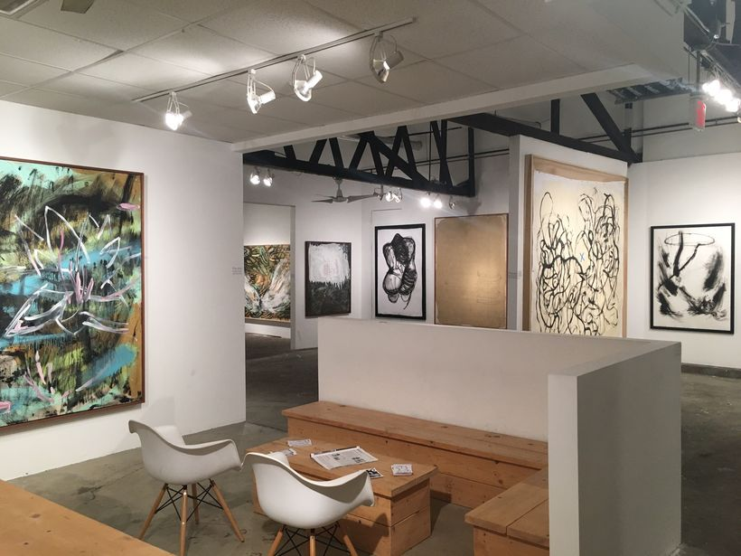 OneWay Gallery, <em>Interior View </em>(all images courtesy of OneWay Gallery)