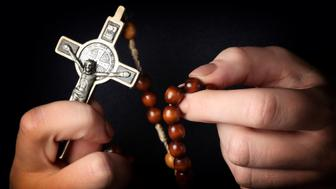 Rosary in Handssimilar images: