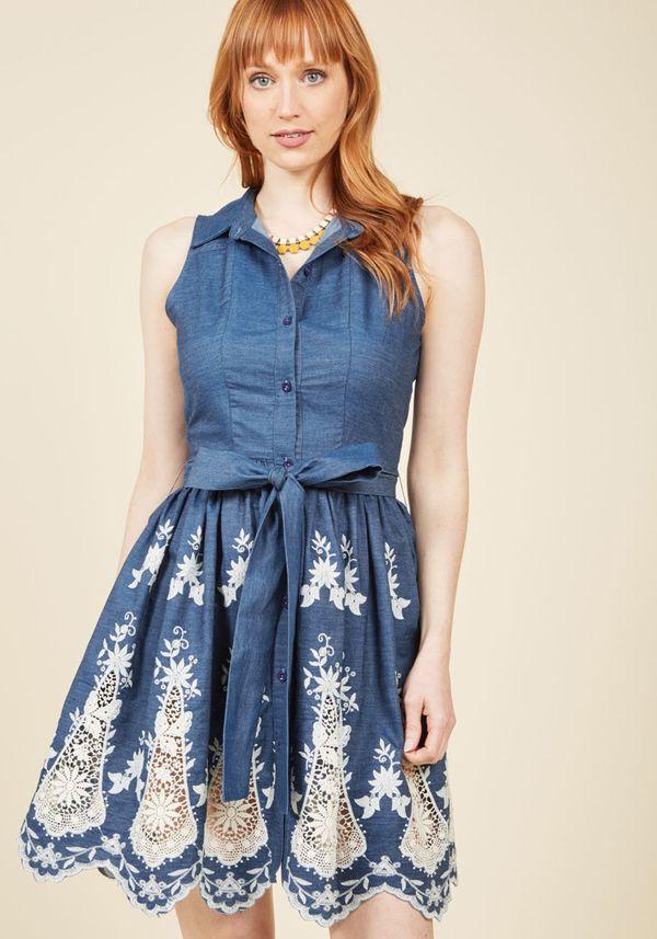 """<a href=""""https://www.modcloth.com/shop/plus-size-dresses/hostess-in-focus-shirt-dress/152239.html?cgid=plus_size_dresses_1485"""