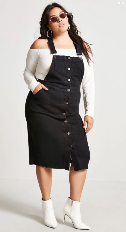 """<a href=""""https://www.forever21.com/us/shop/Catalog/Product/plus/plus_size-dresses/2000143375"""" target=""""_blank"""">Shop it at Fore"""