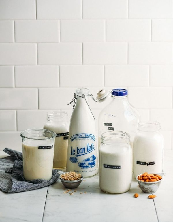 "<strong>Get the <a href=""https://minimalistbaker.com/make-hemp-milk/"" target=""_blank"">Hemp Milk recipe</a> from Minimali"