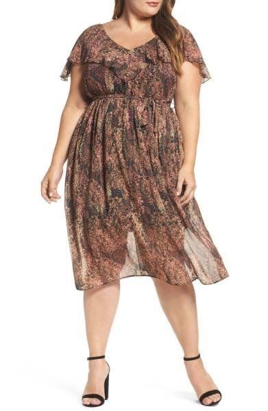 """Shop it <strong><a href=""""http://shop.nordstrom.com/s/elvi-rustic-floral-a-line-dress-plus-size/4727552?origin=keywordsearch-p"""
