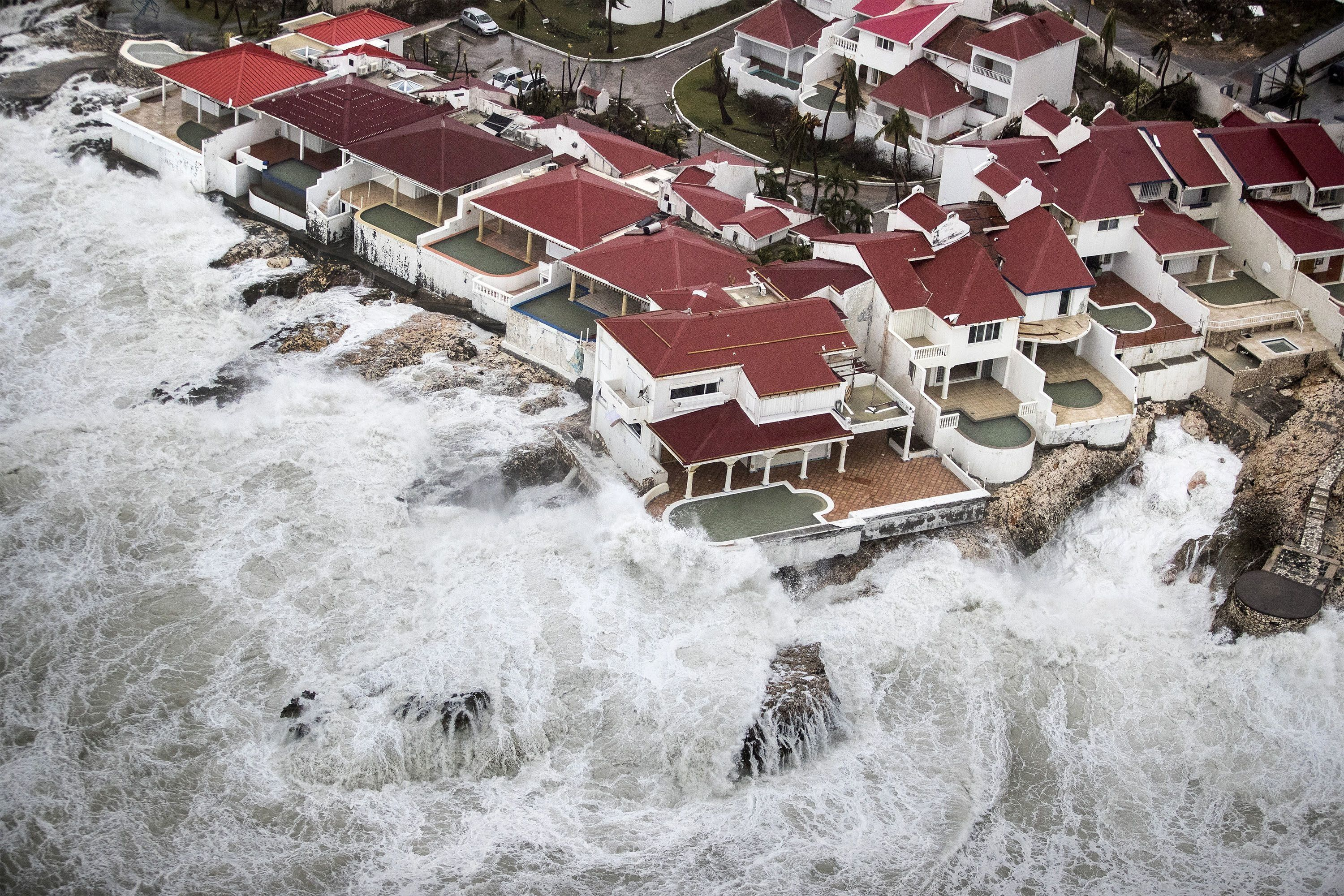 Here Are The Places Most Devastated By Hurricane Irma So