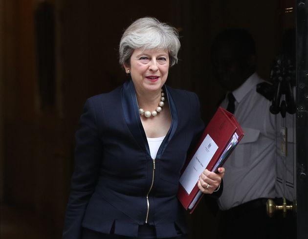 Theresa May Told To Make Britain's Judiciary More Diverse by