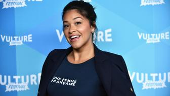 NEW YORK, NY - MAY 20:  Actress Gina Rodriguez attends the Jane The Virgin panel discussion at the 2017 Vulture Festival at Milk Studios on May 20, 2017 in New York City.  (Photo by Bryan Bedder/Getty Images for Vulture Festival)