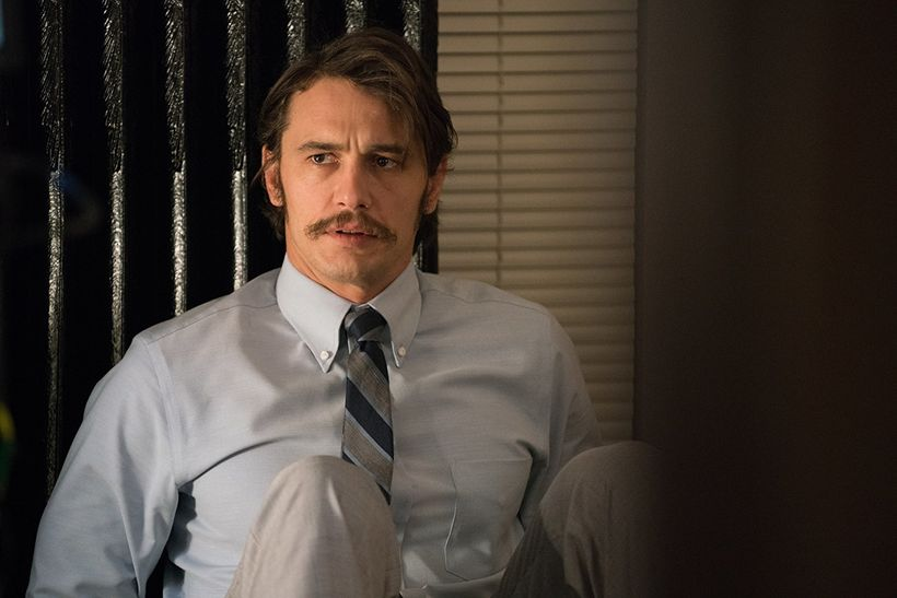 """James Franco in """"The Vault"""""""
