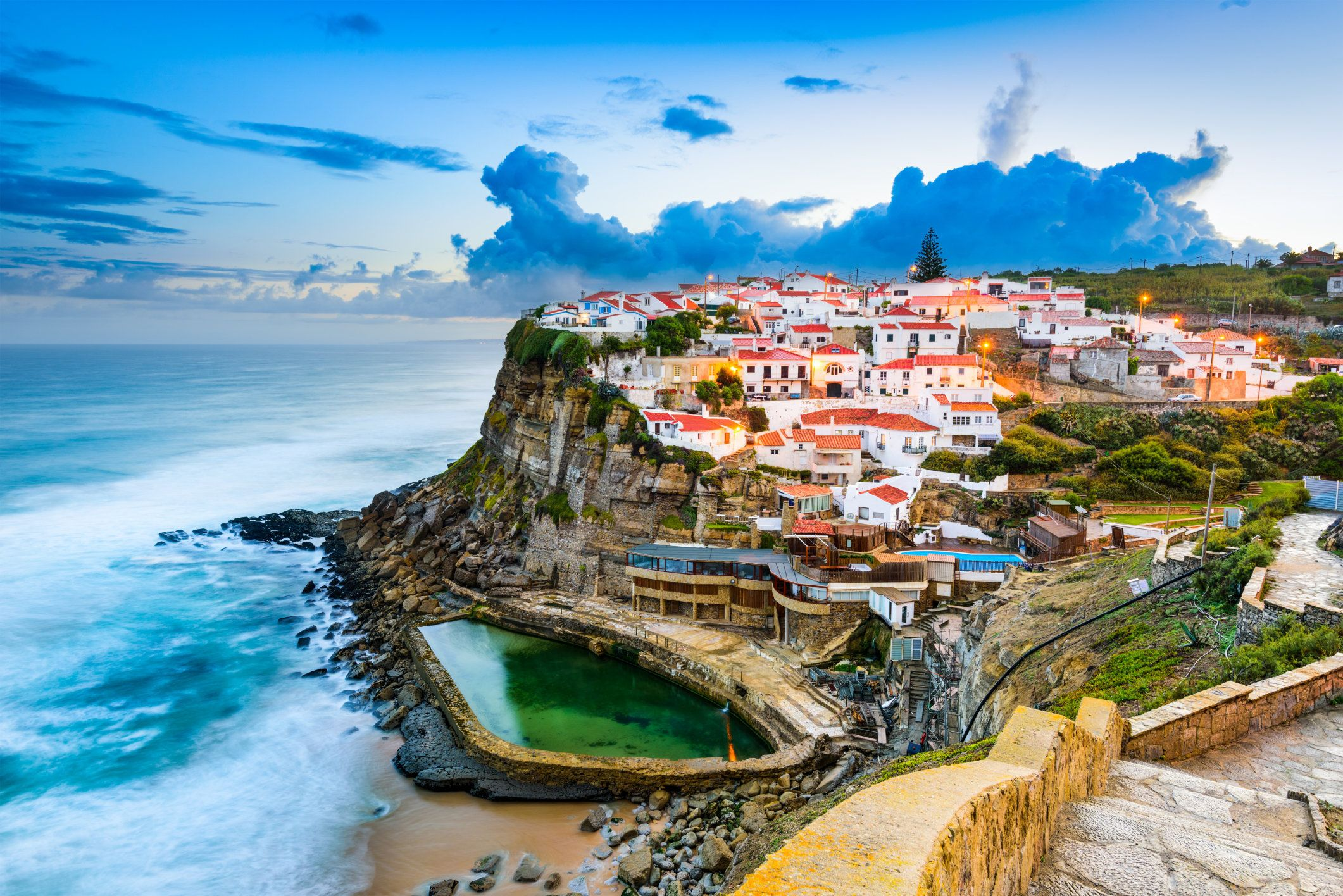 Portugal ranked fifth in a recent survey on the best countries to live
