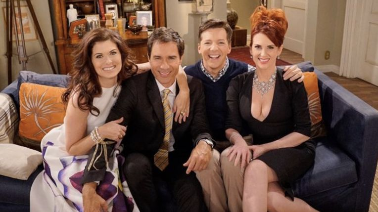 """Will & Grace"" hits airwaves again this fall, honey."