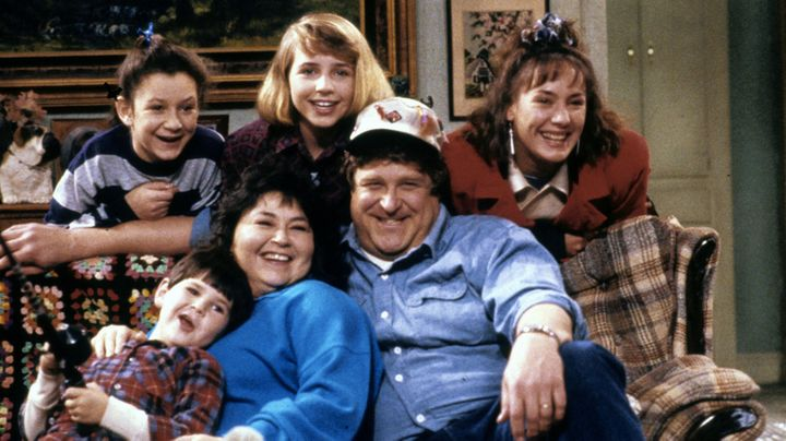 """Roseanne"" is also making a comeback over on ABC."