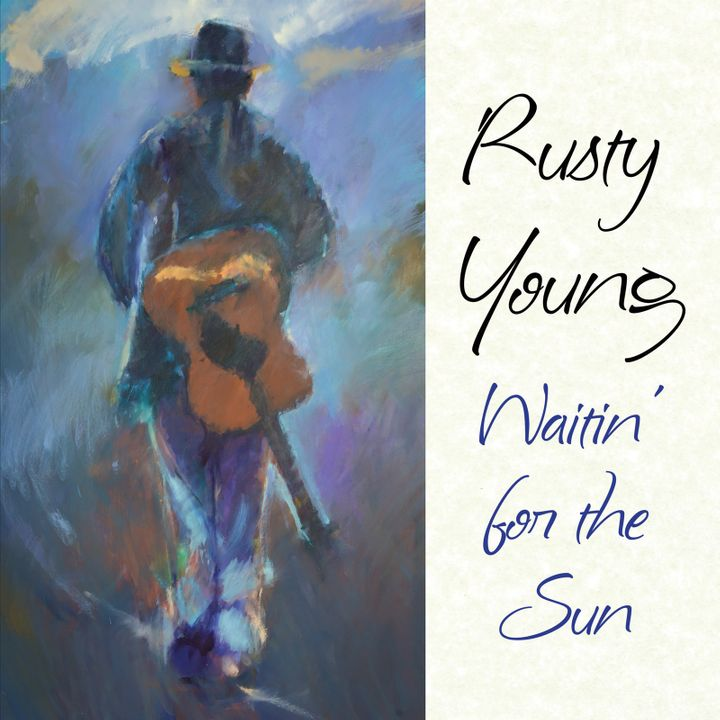 <p>Rusty Young / <em>Waitin' For The Sun</em></p>