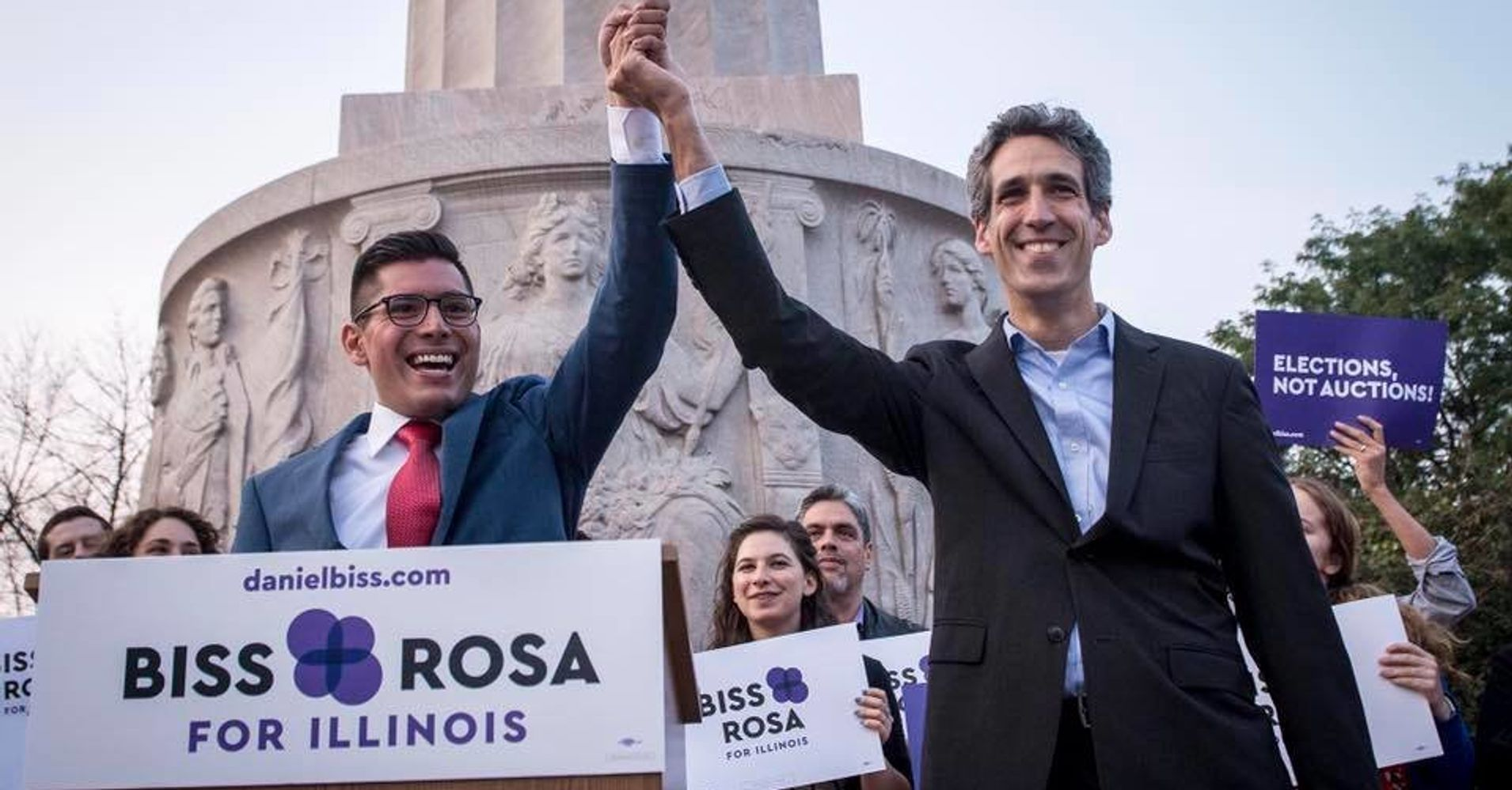 Candidate For Illinois Governor Divests Himself Of Running Mate Over Israel Criticism