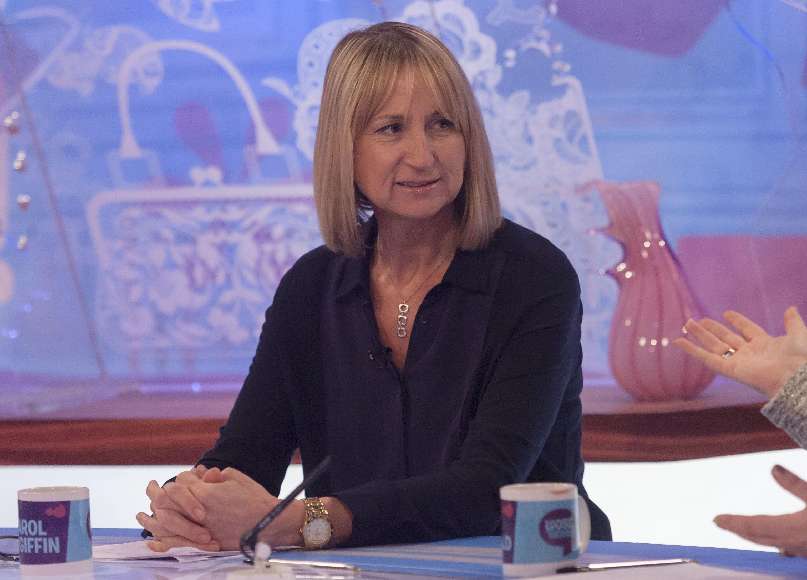 Carol McGiffin has not been invited back for Loose Women's 18th