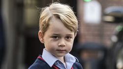 This Is The Full Name Prince George Will Use At