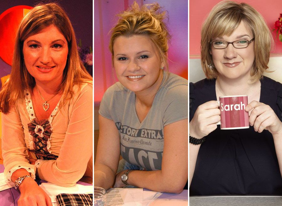 12 Stars You'd Totally Forgotten Were 'Loose Women', As Show Celebrates 18th