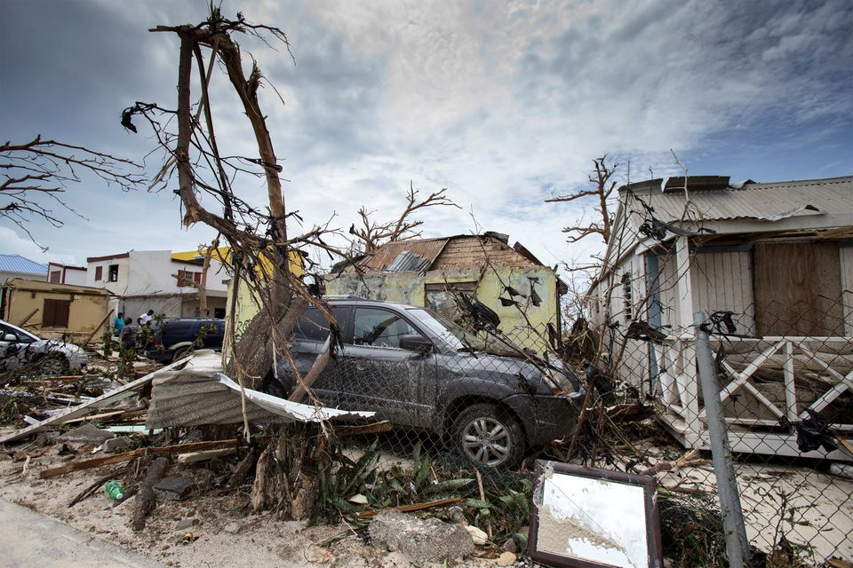 Hurricane Irma has left 21 people dead in the eastern Caribbean and made thousands more