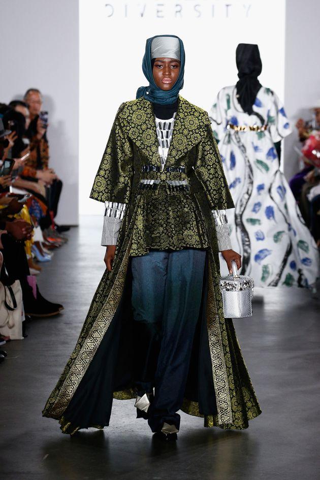 Designers At New York Fashion Week Showcase The Beauty Of Hijab And Abaya