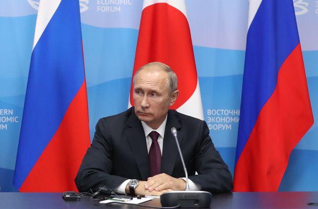 Russia's President Vladimir