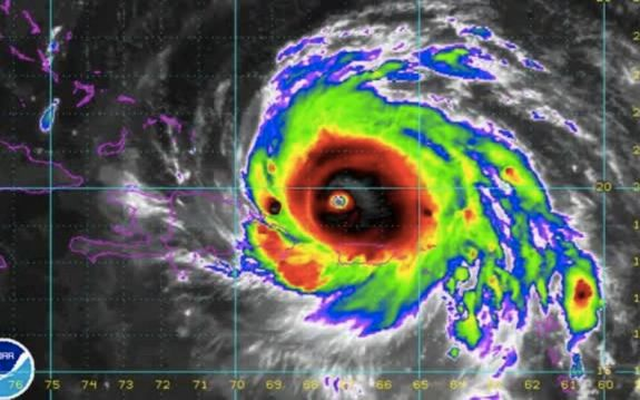 The Latest Updates On Hurricane Irma's Path Of