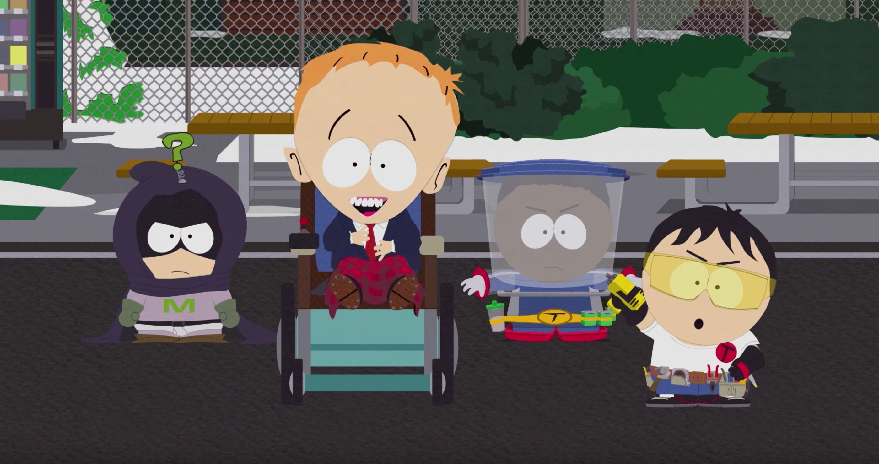 'South Park' Game Gets Harder Based On Your Character's Skin