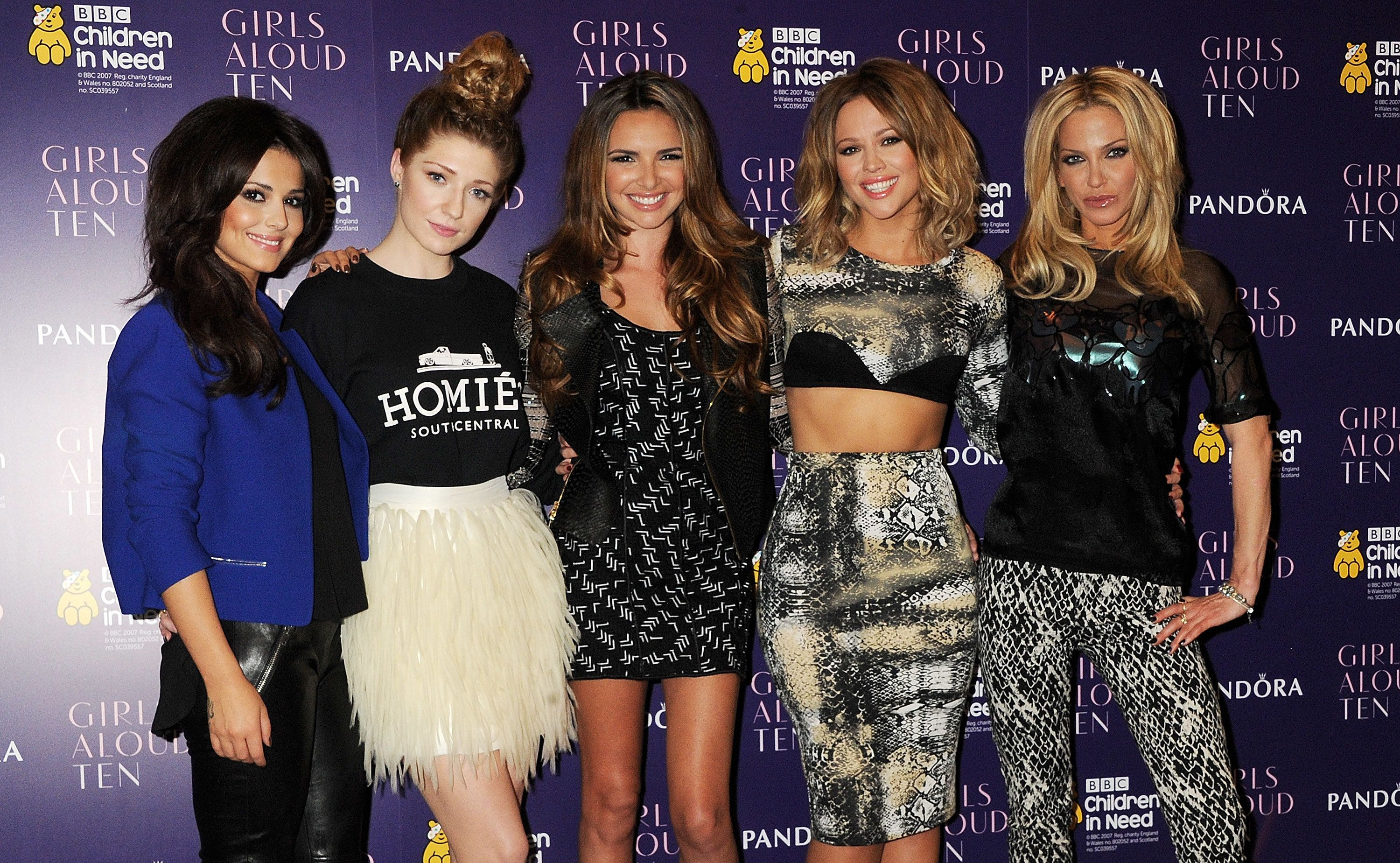 Nadine Coyle opens up about Girls Aloud's 'bitter' split