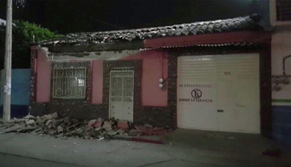 Tuxtla Gutierrez,Sept. 8.