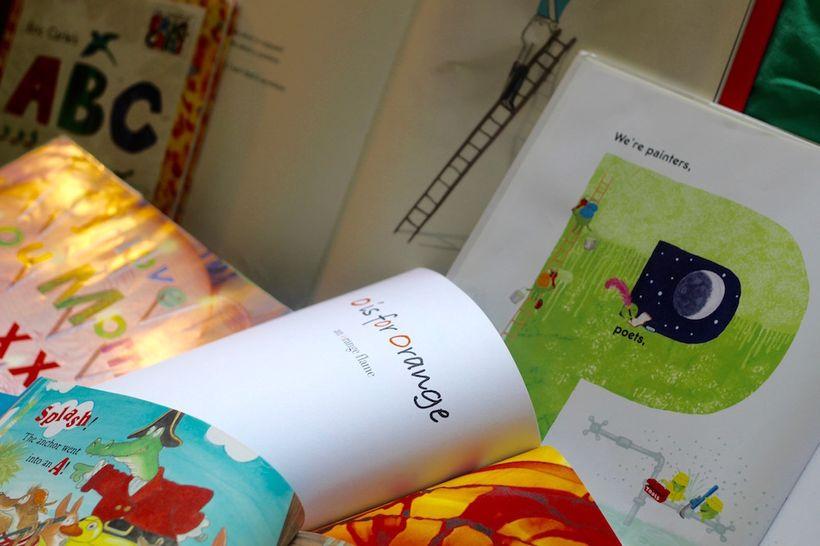10 Terrific Alphabet Books for National Literacy Month—Plus