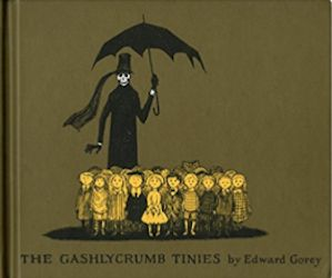 "<a rel=""nofollow"" href=""http://amzn.to/2eTq7KD"" target=""_blank"">The Gashlycrumb Tinies</a>"