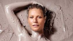 Gwyneth Paltrow Is Covered In 'Goop' On Her New Mag