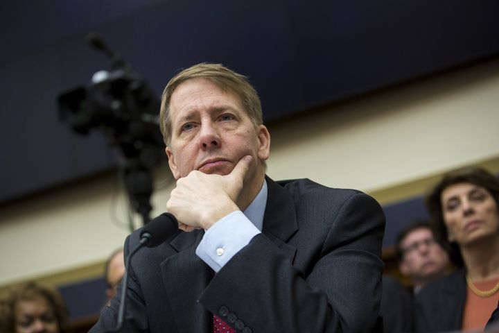 The Consumer Financial Protection Bureau, headed by Richard Cordray (pictured), issued new rules limiting mandatory arbitrati