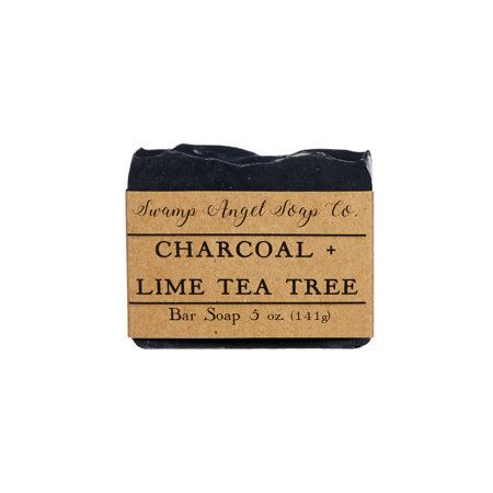 """Get it <strong><a href=""""https://www.etsy.com/listing/172748589/activated-charcoal-lime-tea-tree-soap"""" target=""""_blank"""">here fo"""