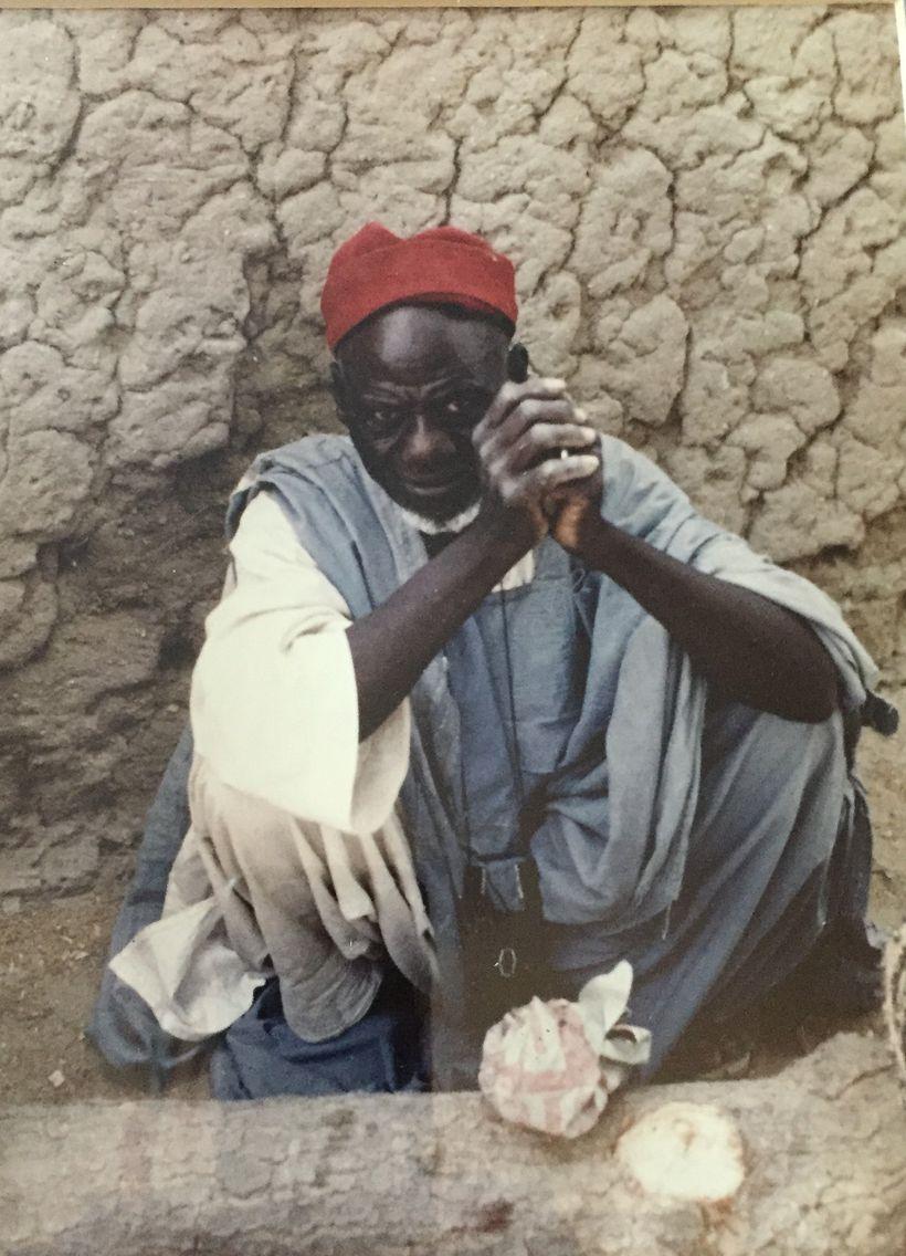 Mounmouni Kada, Songhay elder