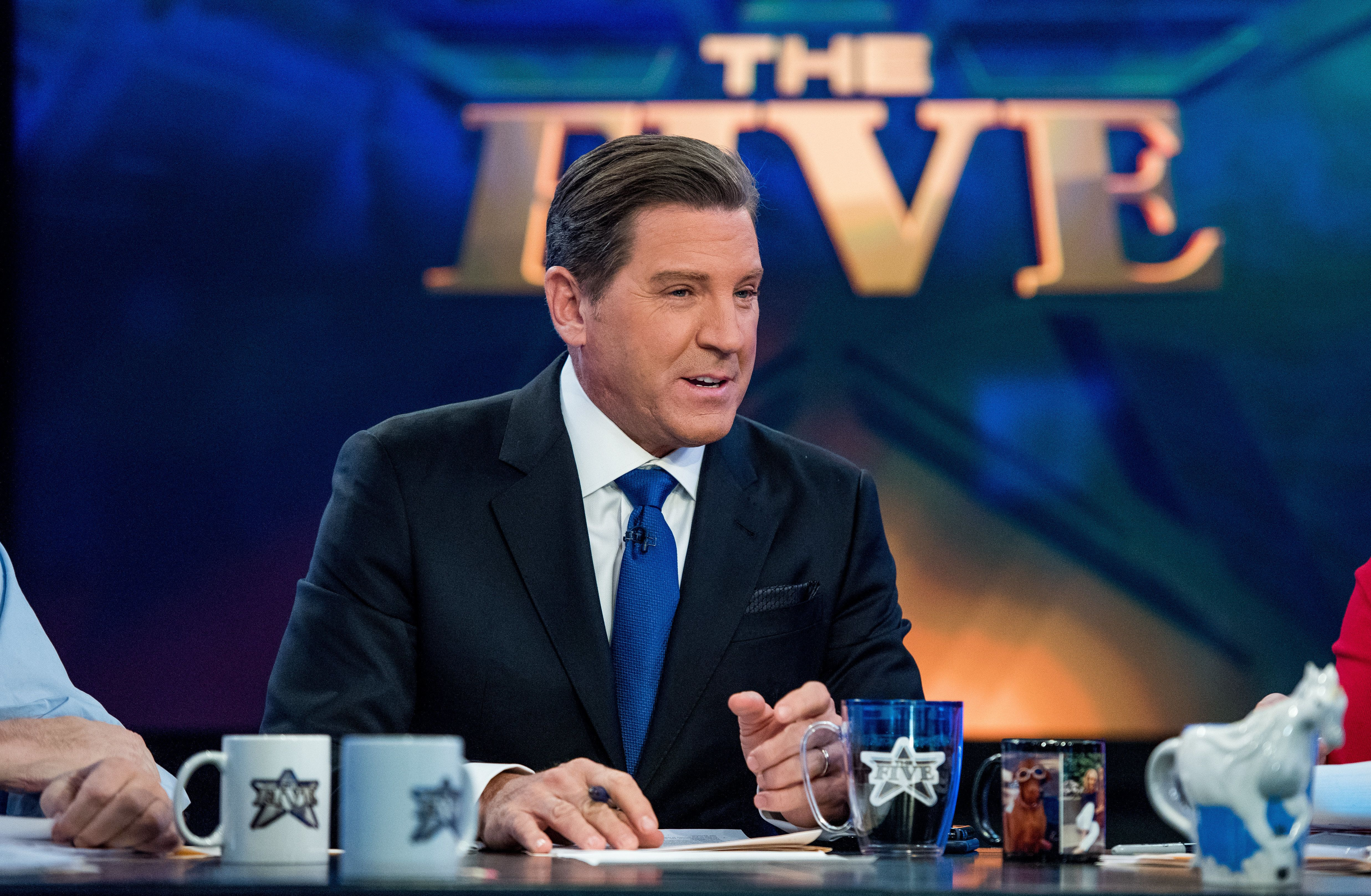 Eric bolling wife photo About Madrid MNF2018