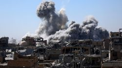 With Thousands Of Syrians Trapped In Raqqa, A Single Hospital